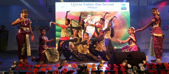 best schools in hosur